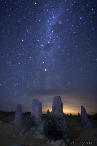 星の生まれる場所